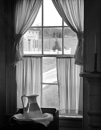 Window, Candle and Pitcher