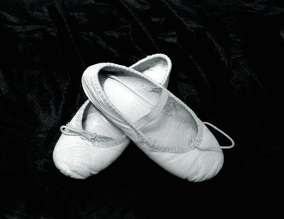 Chrissy's Ballet Slippers